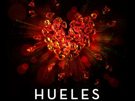 Cubierta de mi próxima novela «HUELES A PELIGRO»