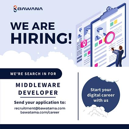 Middleware developer
