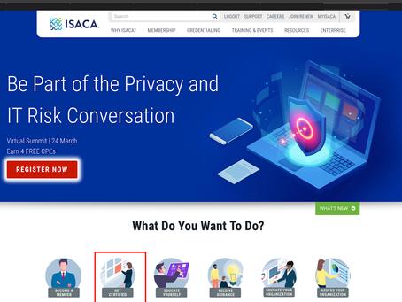 Selecting ISACA Testing Centre