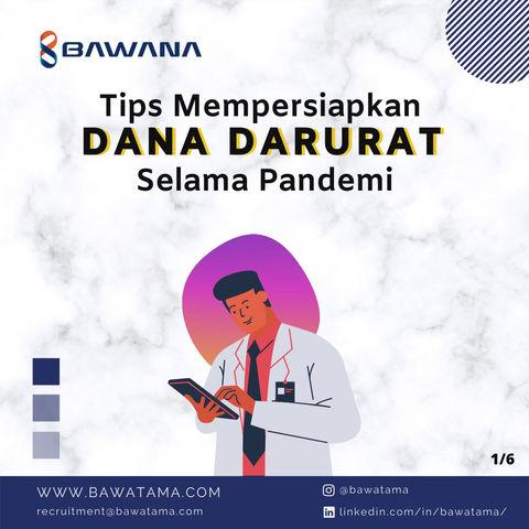 tips mempersiapkan dana darurat selama pandemi