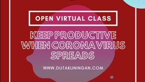 OPEN VIRTUAL CLASS [CDCP & CDCS]