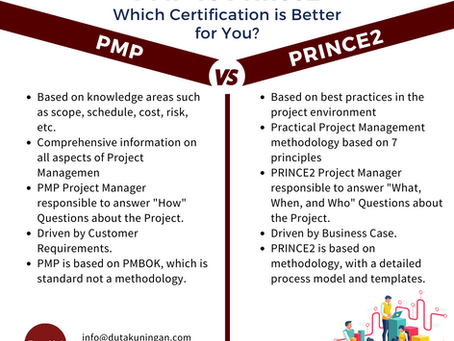 PMP vs PRINCE2. Which certification is better for you?