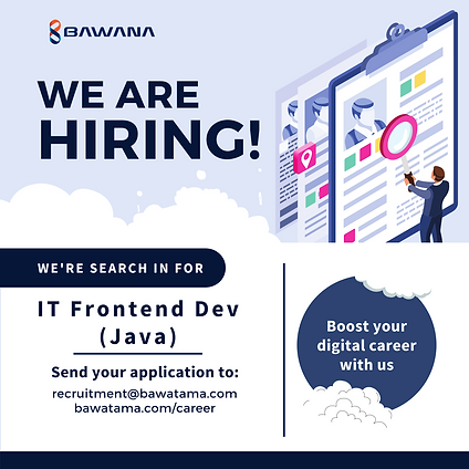 IT Frontend Dev (Java)