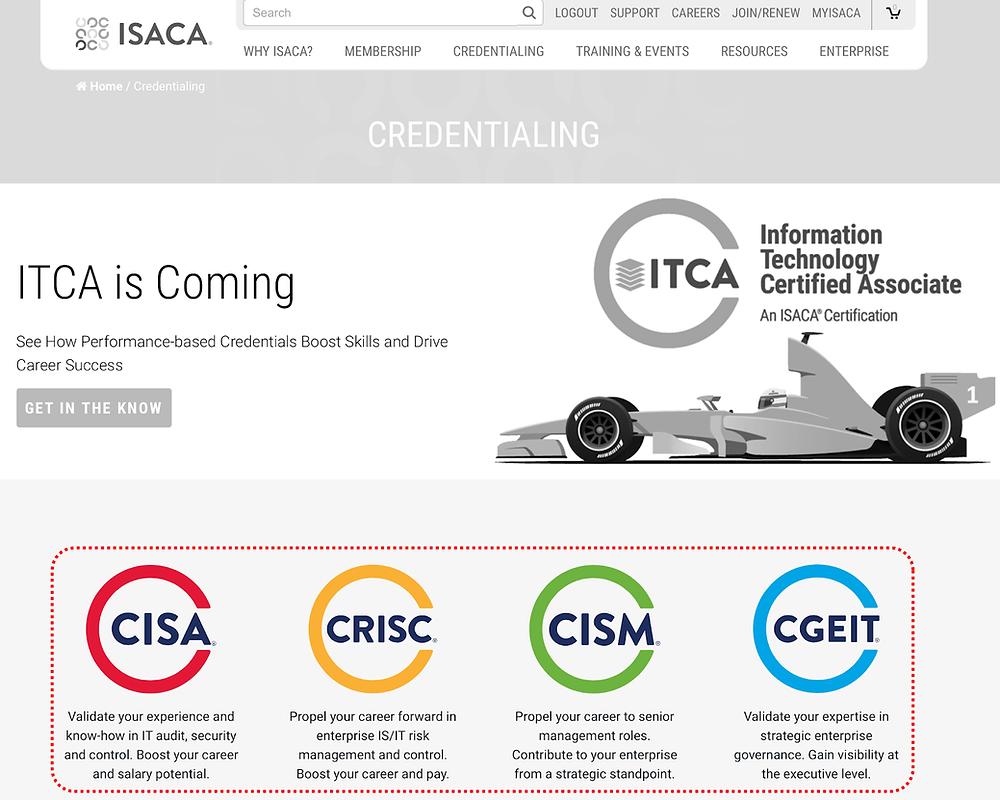 ISACA Certification