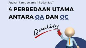 4 perbedaan utama antara qa dan qc