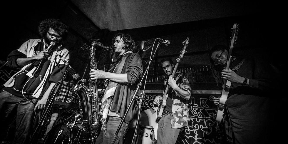 Murkish Nights 1st Anniversary + Fifi Rong // Neo Soul Jam