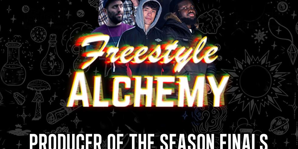 FREESTYLE ALCHEMY // INTERACTIVE RAP