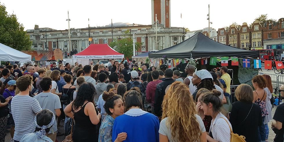 CONGREGATE BRIXTON // MUSIC & STREET FOOD FESTIVAL