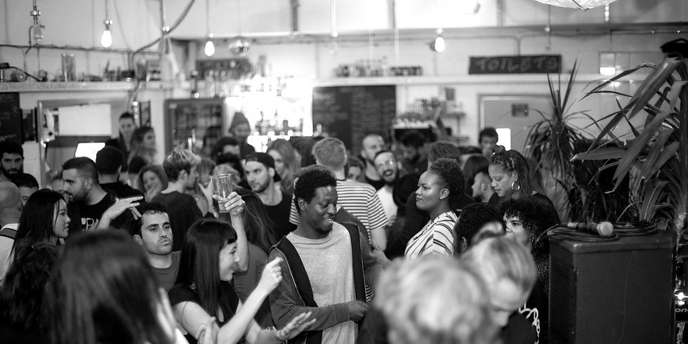 AND WHAT? 4TH BIRTHDAY + COMPILATION LAUNCH PARTY