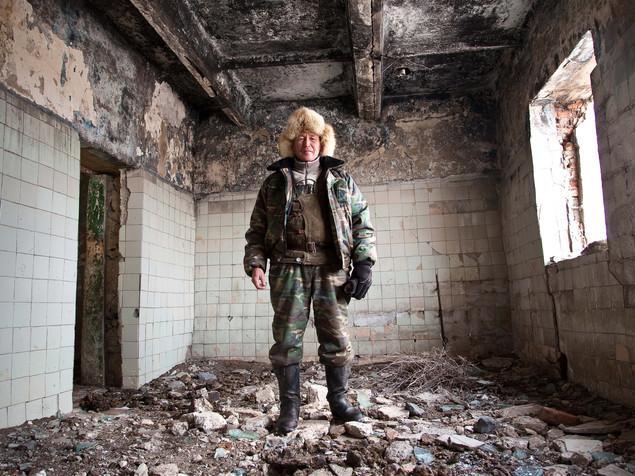 """Soviet """"Ghost"""" Farms in Kazakhstan"""