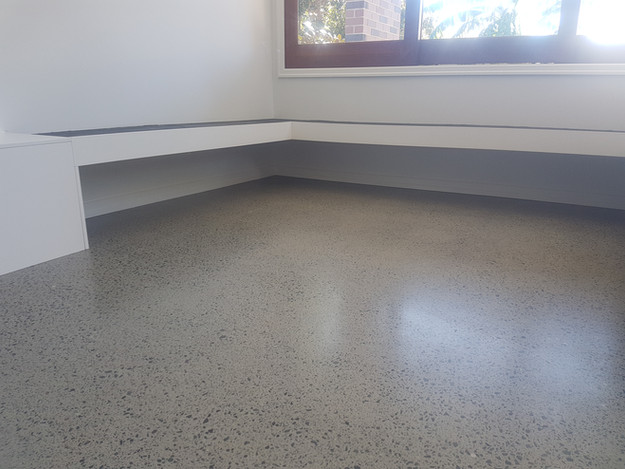 Superfloor Australia Polished concrete 8