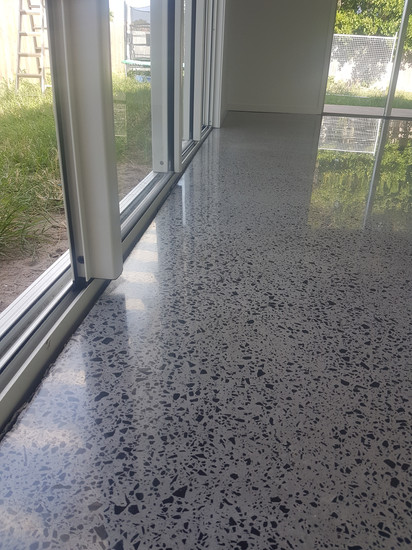 Superfloor Australia Polished concrete 30