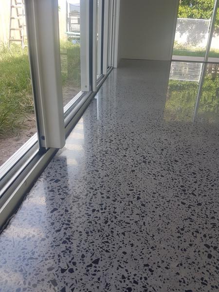 Superfloor Australia Polished concrete 30
