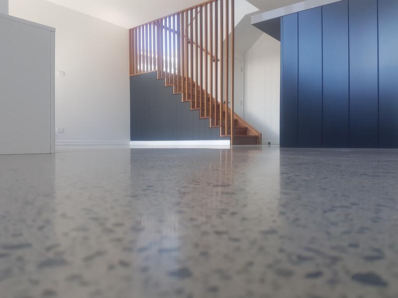 Superfloor Australia Polished concrete 5