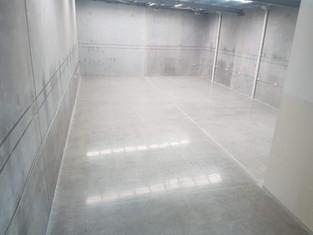 polished concrete warehouse brisbane
