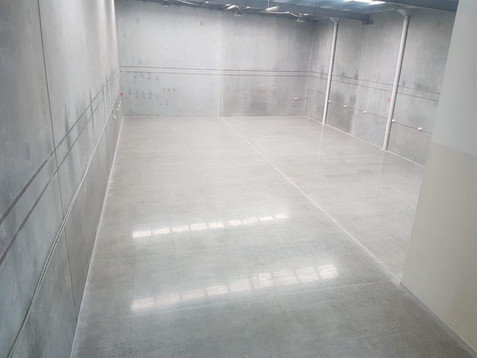 polished concrete warehouse brisbane