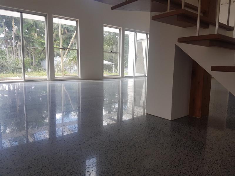 Superfloor Australia Polished concrete 27