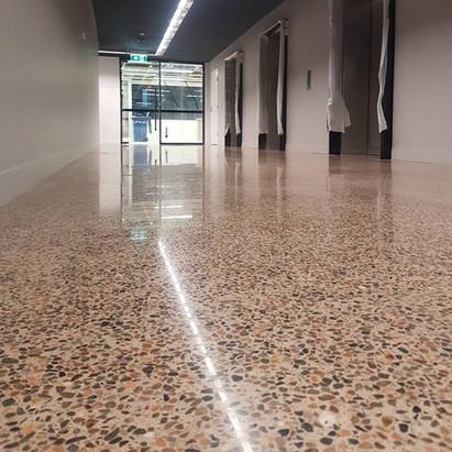 Superfloor Australia Polished concrete 11