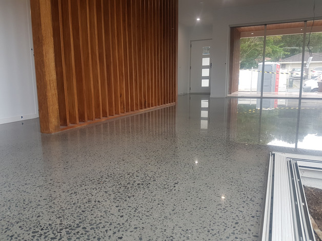 Superfloor Australia Polished concrete 22