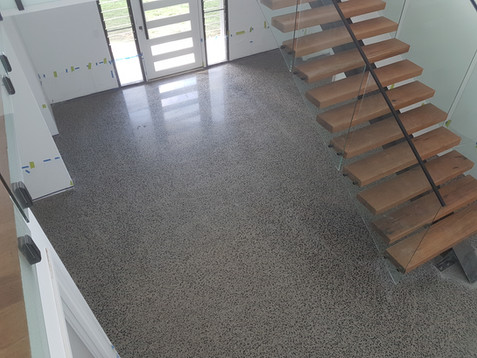 Superfloor Australia Polished concrete 20