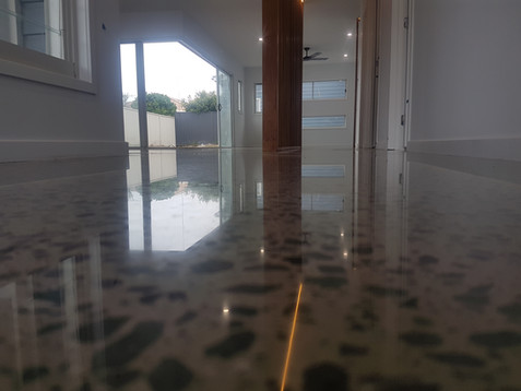 Superfloor Australia Polished concrete 24