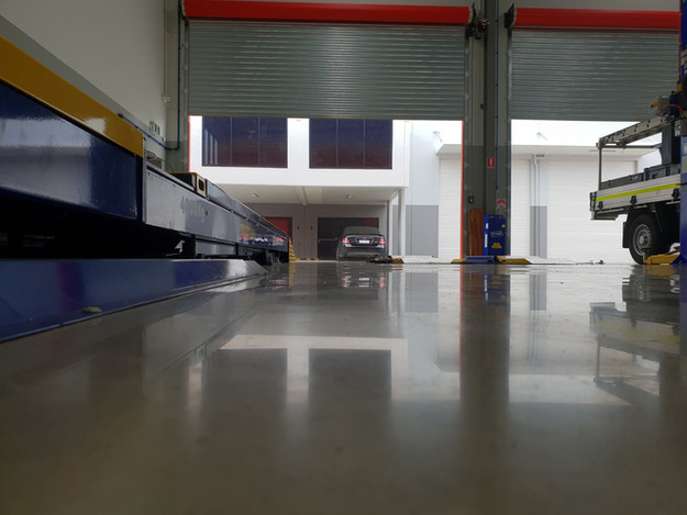 polished concrete industrial 11