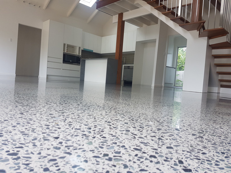 Superfloor Australia Polished concrete 25