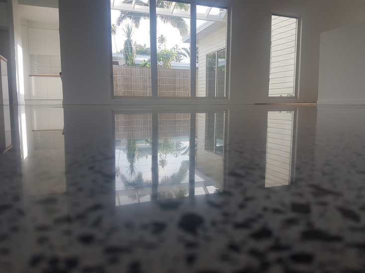 Superfloor Australia Polished concrete 3