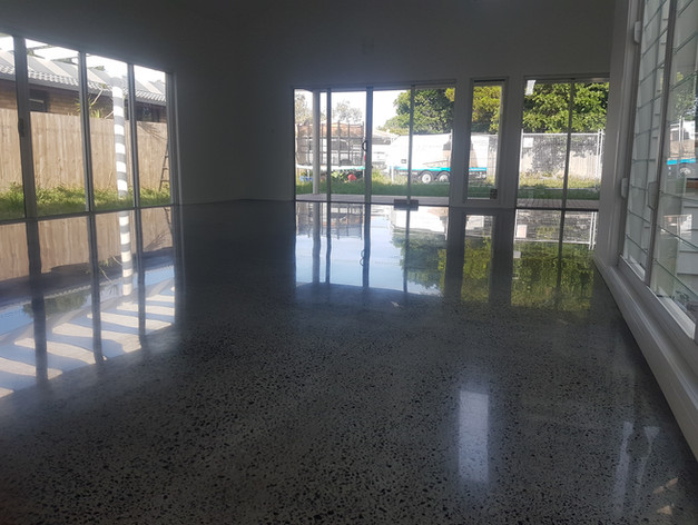 Superfloor Australia Polished concrete 28