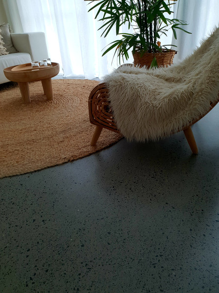 polished concrete residential 24