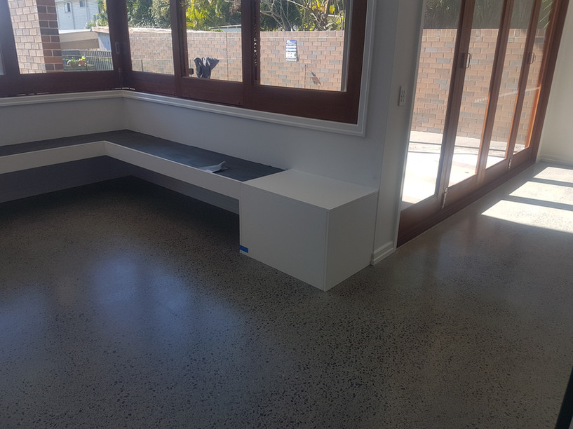 Superfloor Australia Polished concrete 7