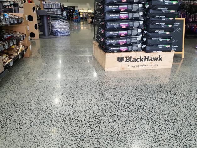 polished concrete commercial 2