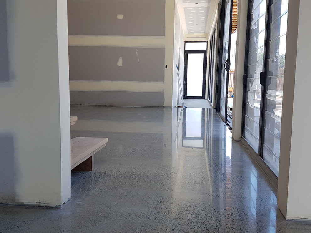 Superfloor Australia Polished concrete 21