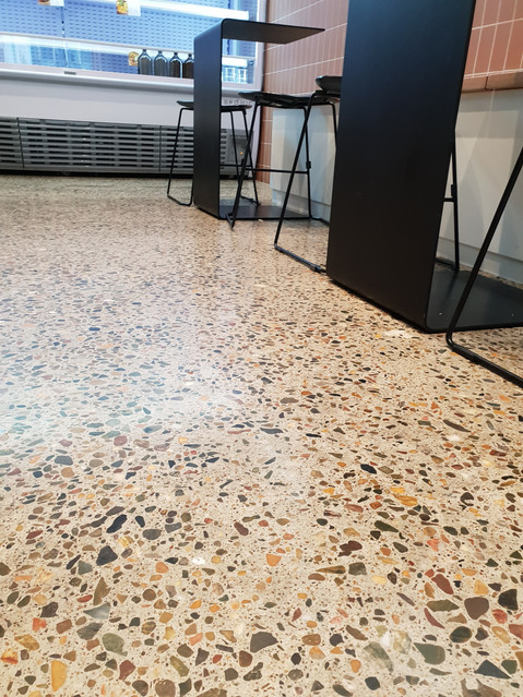polished concrete residential 26