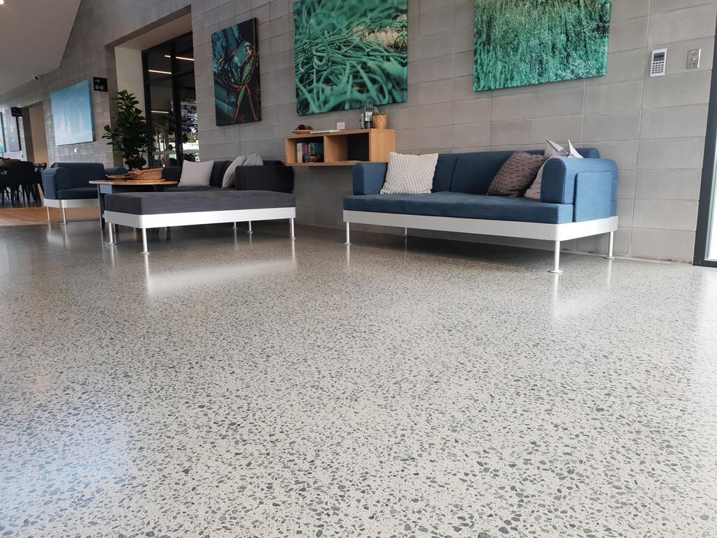 polished concrete commercial 14