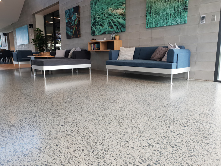 polished concrete commercial 14