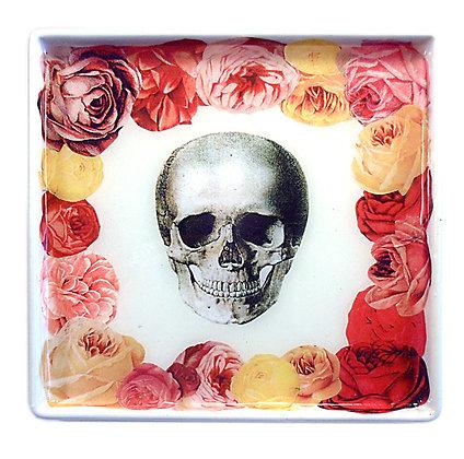 Dia de Los Muertos Valet Tray