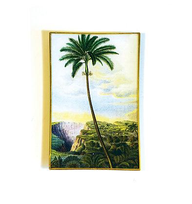 Betel Palm glass Tray