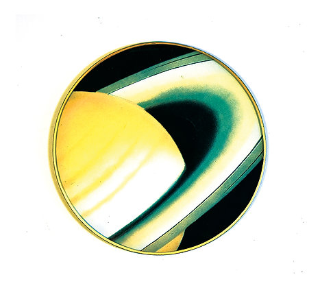 Saturn Wall Hanging