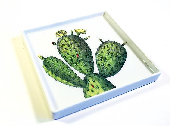 Cacti Valet Tray