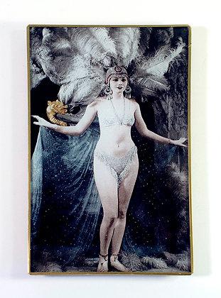 Ziegfield Showgirl