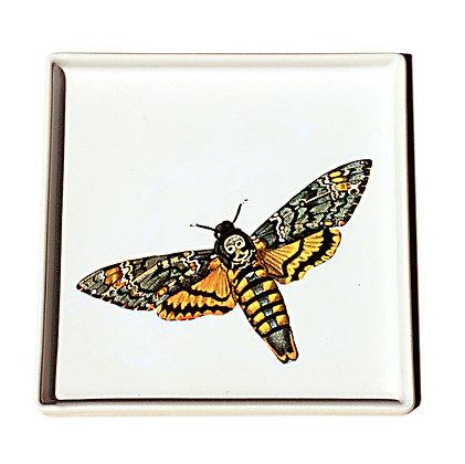 Death's Head Moth Valet Tray