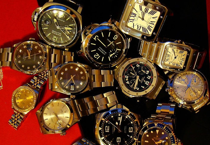 Sell Your Rolex or other high end watch in the Quad Cities