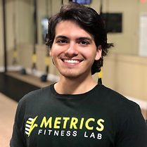 Metrics Fitness Lab Auburn Daniel Gamez Personal Trainer