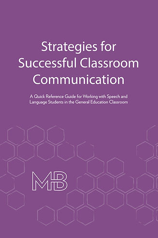 Megan-Brette Hamilton Strategies for Successful Classroom Communication