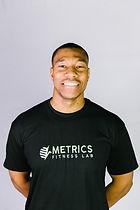 Metrics Fitness Lab AuburIke Stephens Personal Trainer