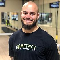 Metrics Fitness Josh Sauren Lab Auburn Personal Trainer