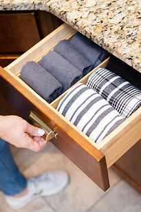 home organization curated living and co