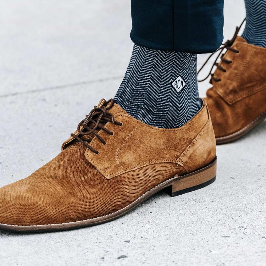 Monogrammed Socks