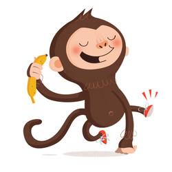 gordon scott monkey